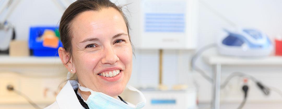 Dr. med. dent. Ulrike Heintzenberg